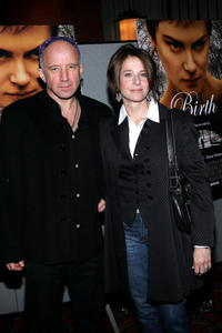 Arliss Howard and wife Deborah Winger at the premiere screening of