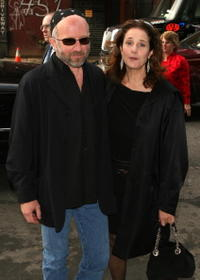 Arliss Howard and Debra Winger at the Body & Soul celebration of the NFAA 2006 art winners.