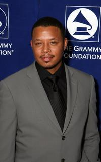 Terrence Howard at the 9th