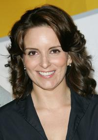 Tina Fey at the NBC Primetime Preview 2006-2007.