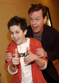 Dylan Baker and David Henry at the premiere of the film