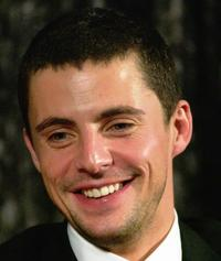 Matthew Goode at the Variety screening series of