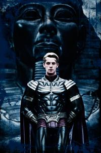 Matthew Goode as Ozymandias in