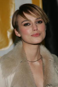 Keira Knightley at