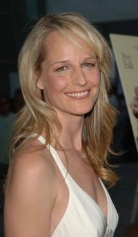 Helen Hunt at the Los Angeles Premiere Of