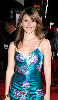 Jewel Staite at the California premiere of