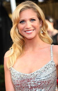 Brittany Snow at the 14th annual Screen Actors Guild awards in L.A.