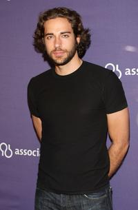 Zachary Levi at the Alzheimer's Association's 16th Annual