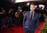 Chris Pratt at the California premiere of