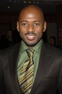 Romany Malco at the Academys Jack Oakie Celebration of Comedy in Film.