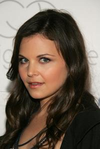 Ginnifer Goodwin at the inaugural