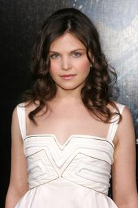 Ginnifer Goodwin at the premiere of