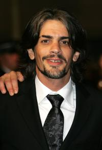 Pablo Echarri at the premiere of