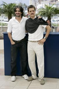 Pablo Echarri and Rodrigo De la Serna at the photocall of
