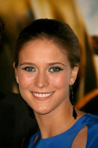Charlotte Salt at the premiere of