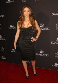 Charlotte Salt at the 11th Annual Costume Designers Guild Awards.