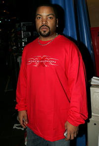 Ice Cube at the 18th Annual Kids Choice Awards in Westwood, California.