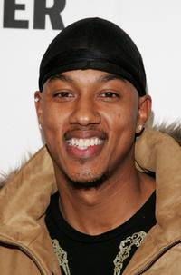 Wesley Jonathan at the Blender Sessions during the 2007 Sundance Film Festival.