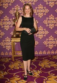 Deirdre Lovejoy at the HBO Emmy after party.