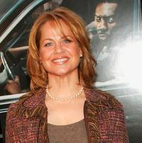 Deirdre Lovejoy at the premiere of