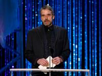 Jeremy Irons at the 13th Annual Screen Actors Guild Awards.