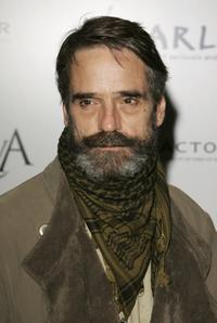 Jeremy Irons at the UK premiere of