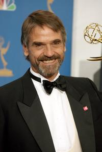 Jeremy Irons at the 58th Annual Primetime Emmy Awards.