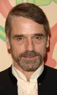 Jeremy Irons at the HBO's Post Golden Globe Party.