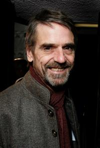 Jeremy Irons at the london opening gala of
