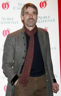 Jeremy Irons at The Oldie Magazine's Oldie Of The Year Awards 2007.