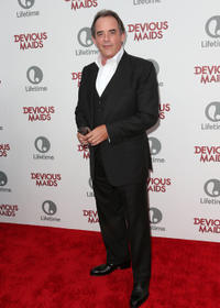 Tom Irwin at the California premiere of