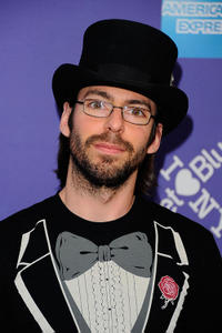 Martin Starr at the New York premiere of