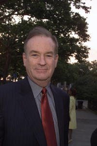 Bill O'Reilly at the Court TV celebration of it's 10th anniversary in New York.