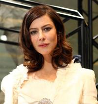 Anna Mouglalis at the Chanel Ginza 5th Anniversary Reception.