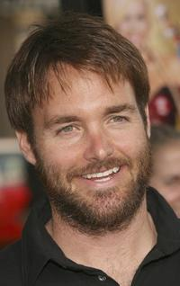 Will Forte at the premiere of