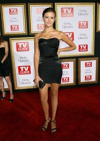Maggie Grace at the TV Guides 5th Annual Emmy Party.