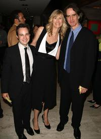 Danny Strong, Laura Dern and Director Jay Roach at the after party of the premiere of