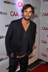Rossif Sutherland at the CAA TIFF party during the 2012 Toronto International Film Festival.