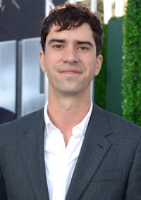 Hamish Linklater at the California premiere of