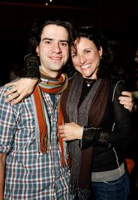 Hamish Linklater and Julia Louis-Dreyfus at the Juma Entertainment's 17th Annual Deer Valley Celebrity Skifest.