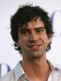 Hamish Linklater at the CBS 2006 Summer TCA party.