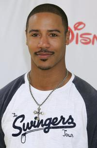 Brian J. White at the