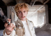 Aaron Johnson as Count Vronsky in