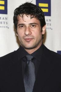 Alexis Georgoulis at the Human Rights Campaign's Annual Los Angeles Gala.