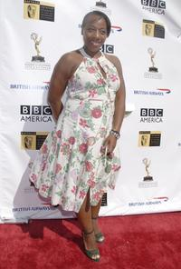 Marianne Jean-Baptiste at the 5th Annual Primetime Emmy Nominees BAFTA Tea Party.