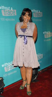 Marianne Jean-Baptiste at the Cabana Club/Sterling Steakhouse for Warner Brothers Television celebration of 100th episode of