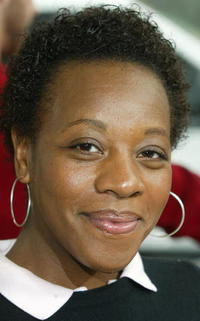Marianne Jean-Baptiste at the Hollywood premiere of
