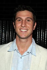 Pablo Schreiber at the after party of the New York premiere of