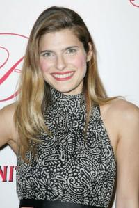 Lake Bell at the grand opening of Eva Longoria Parkers new restaurant