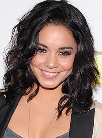 Vanessa Hudgens at the DVF Loves ROXY Launch in New York.